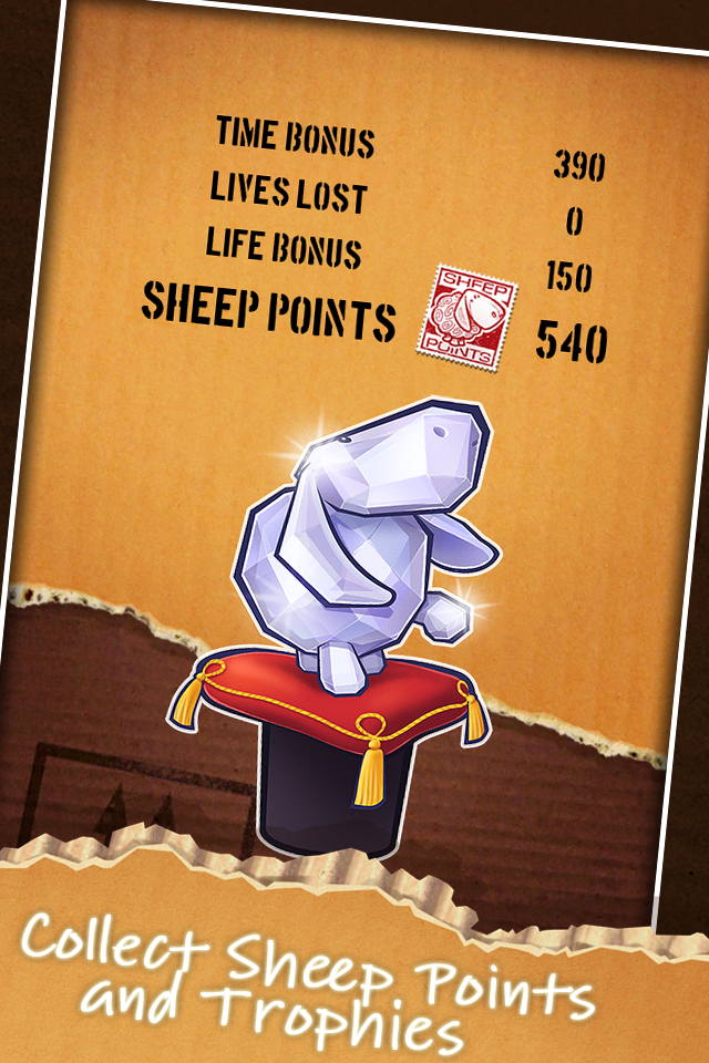 Screenshot Sheep Up!