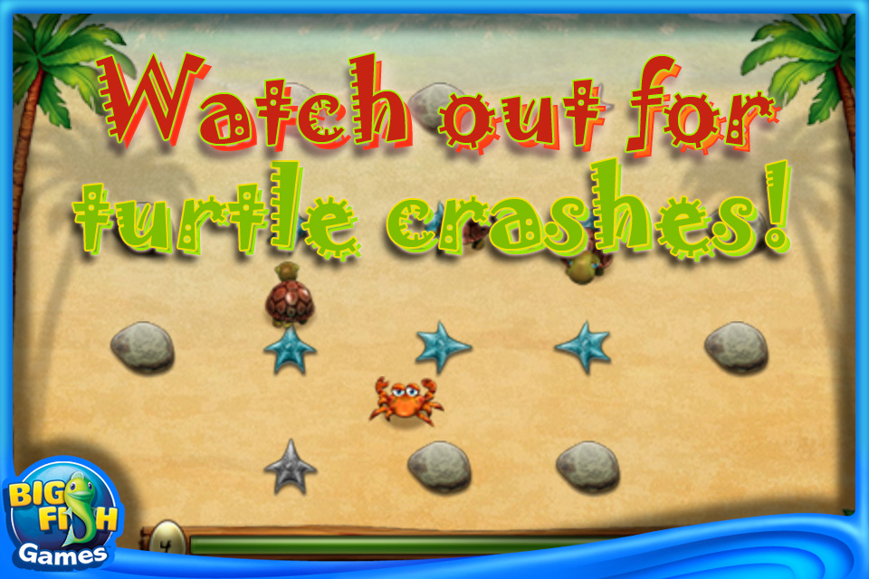Turtle isles av big fish games inc for Turtle fish games