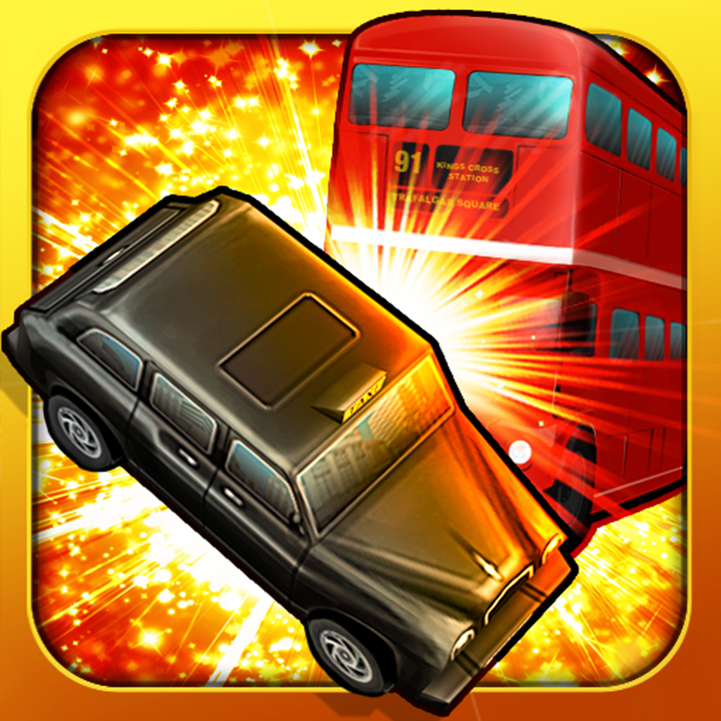 Traffic Panic London iOS